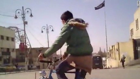 Raqqa: Secret video shows ISIS losing chokehold on its 'capital'