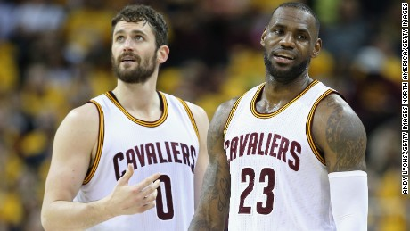 NBA: There is life after LeBron James, says Cleveland's Kevin Love
