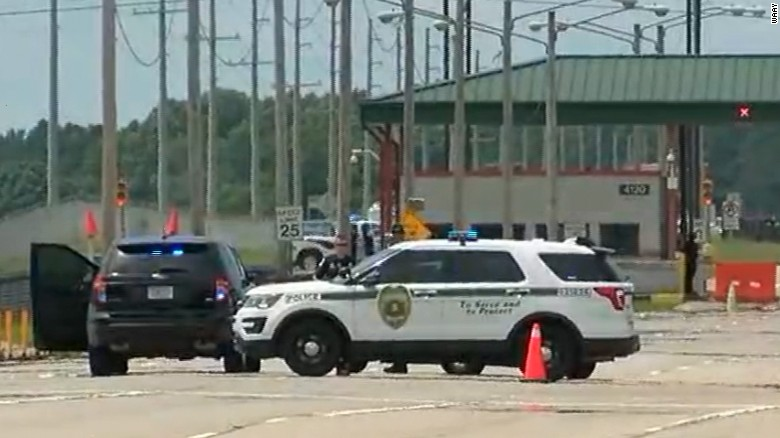 Redstone Arsenal lockdown partially lifted