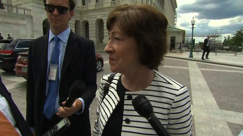 Collins calls Cruz health provision 'unworkable'