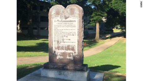 The monument was unveiled Tuesday after years of controversy.