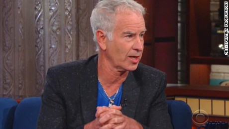 McEnroe tries to clarify Serena Williams jab