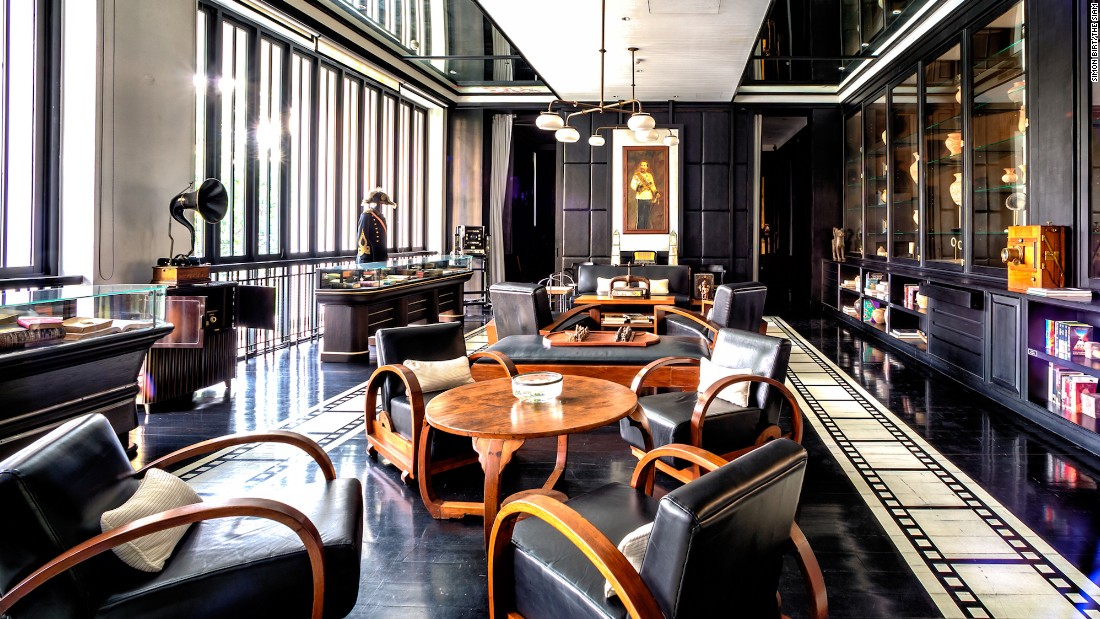 The paradise maker: Meet luxury resort designer Bill Bensley