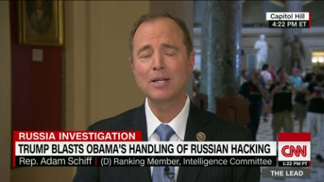 Schiff: Obama should have done more on Russia