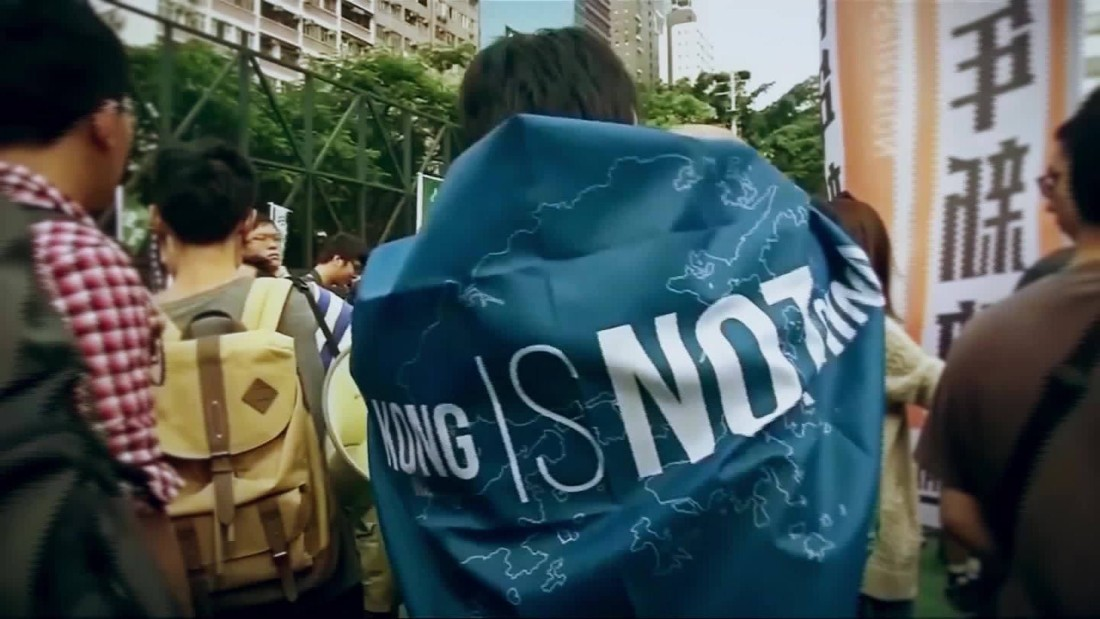 Hong Kong residents fear new law