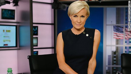 MSNBC's Mika Brzezinski apologizes for homophobic comment about Pompeo