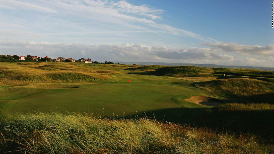"<strong>Royal Liverpool: </strong>Legendary golf scribe Bernard Darwin once wrote: ""Hoylake, blown upon by mighty winds, breeder of mighty champions.""  Tiger Woods and Rory McIlroy have both won the Open here."