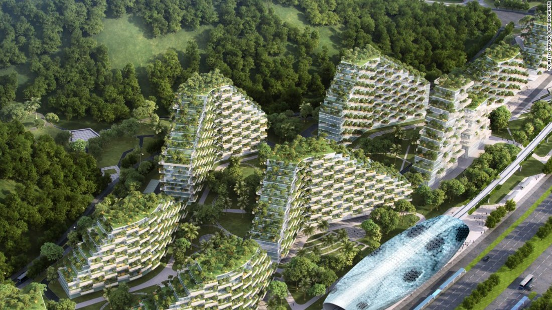 China unveils plans for pollution-eating 'Forest City' - CNN Style on united kingdom house design, french caribbean house design, tokyo house design, green energy house design, maldives house design, dragon garden design, ming dynasty house design, burma house design, venezuela house design, cuba house design, cooking house design, panda kitchen design, swiss alps house design, dragon house design, rice bowl design, 19th century house design, east coast house design, bohemian moon design, ancient greece house design, uganda house design,