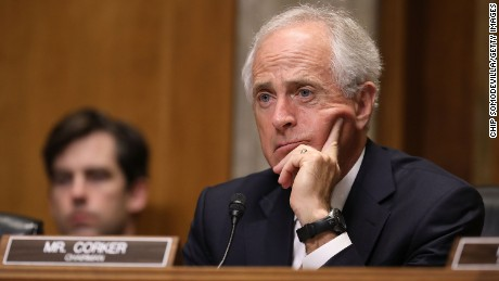Corker: 'I stand by' my criticism of Trump