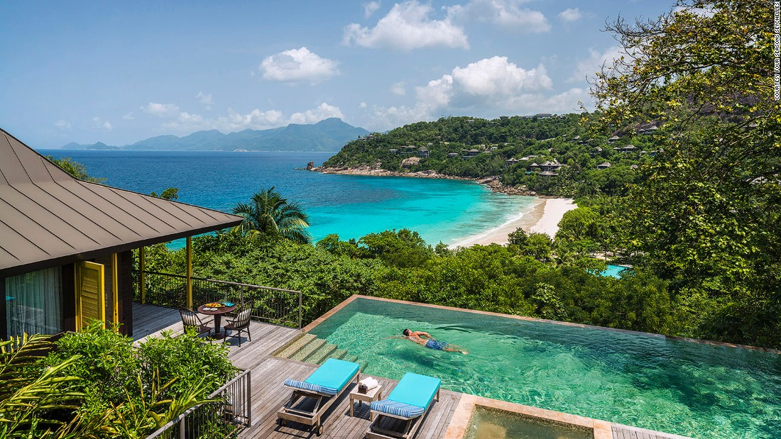 Seychelles Resorts Of The Best CNN Travel - Seychelles