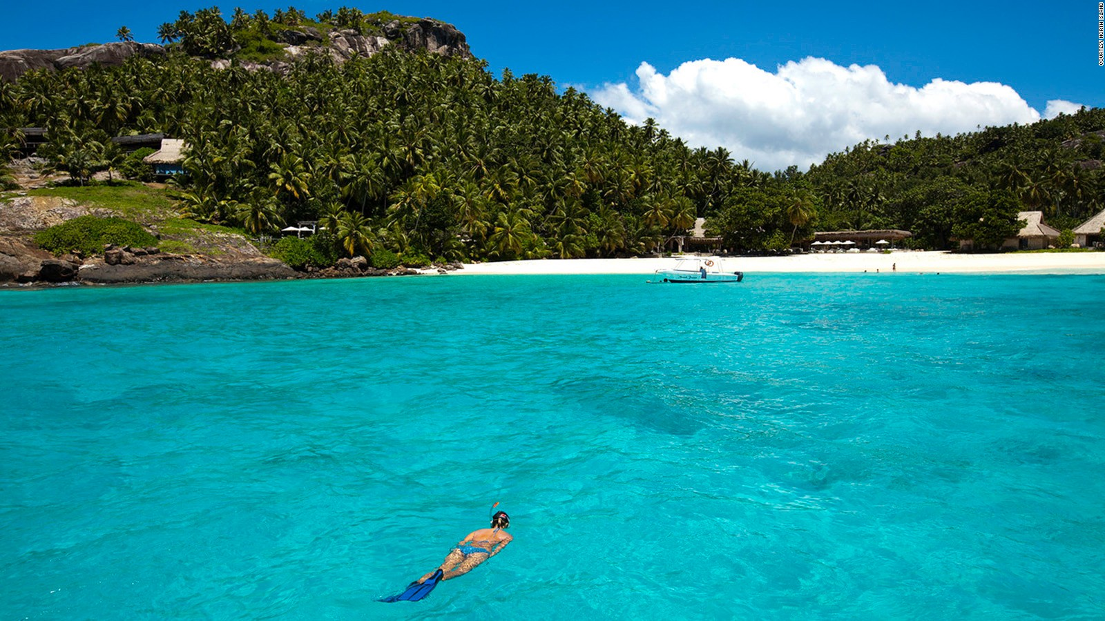 Seychelles Resorts Of The Best CNN Travel - 8 places to visit in the seychelles islands