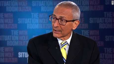 Podesta: Russians tried to help Donald Trump