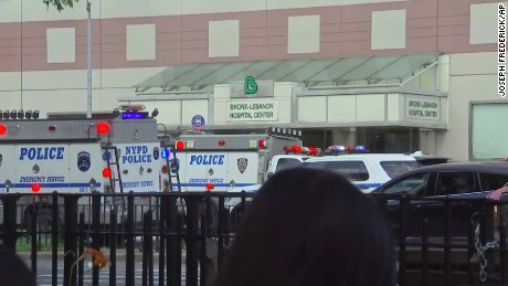 NYC hospital shooter was looking for ex-colleague, sources say