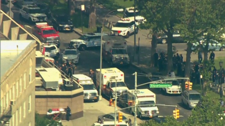 Doctor opened fire inside NYC hospital