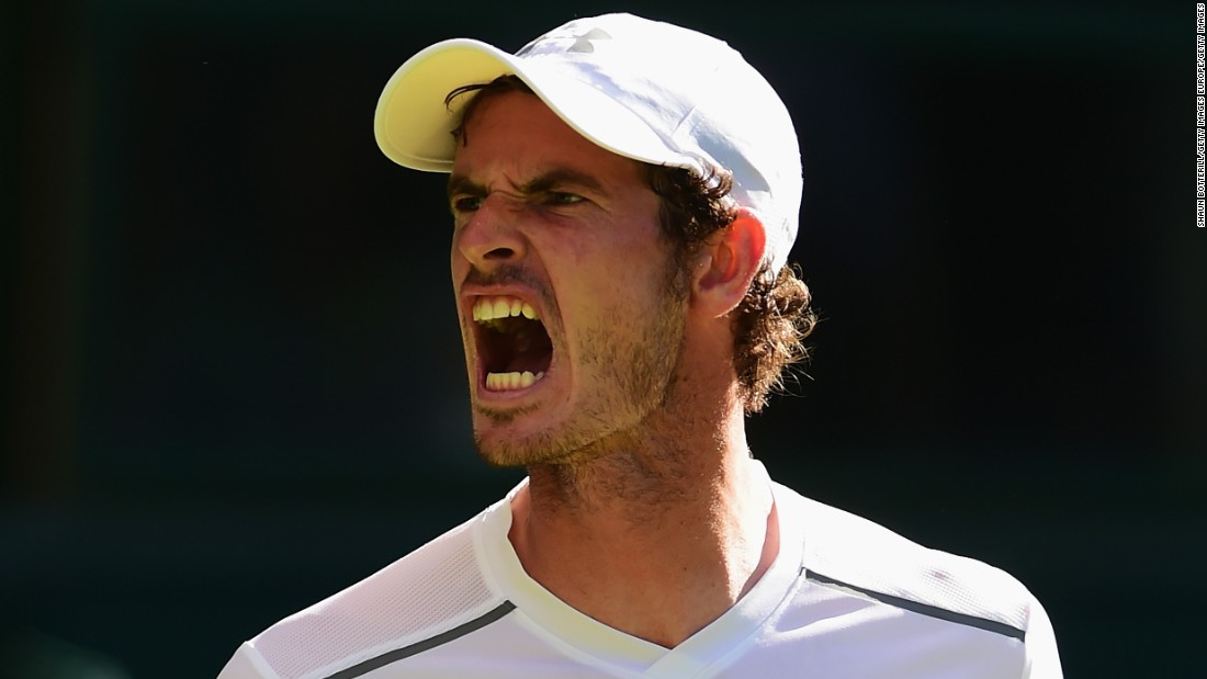 Wimbledon 2017 My Goal Was To Get In The Top 100 Andy
