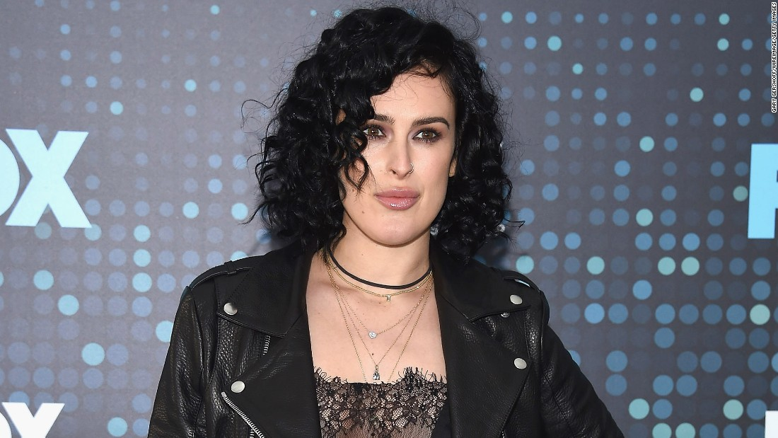 "Actress/singer Rumer Willis <a href=""https://www.instagram.com/p/BWA3FqFD157/?taken-by=ruelarue"" target=""_blank"">shared on Instagram on July 1 </a>that she had just celebrated six months of sobriety."