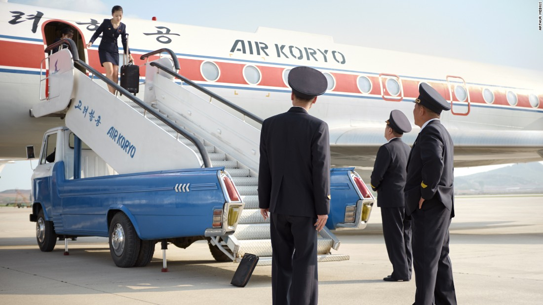 Dear Sky: New book puts the lens on Air Koryo, North Korea's only commercial airline