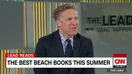 the lead reads best beach books this summer jake tapper matthew klam_00000326