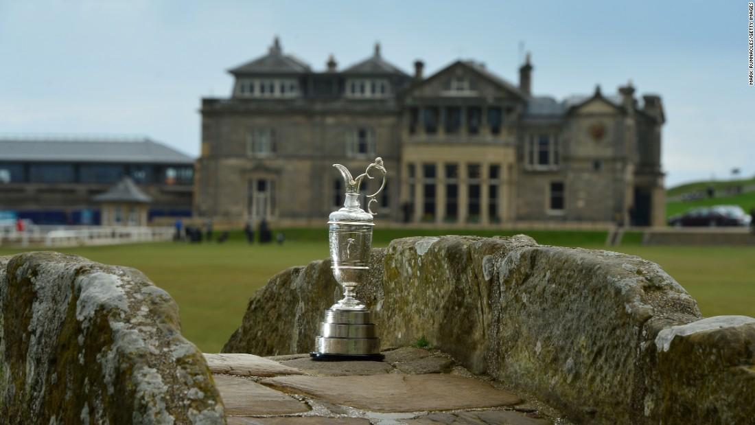 british open golf tournament fast facts