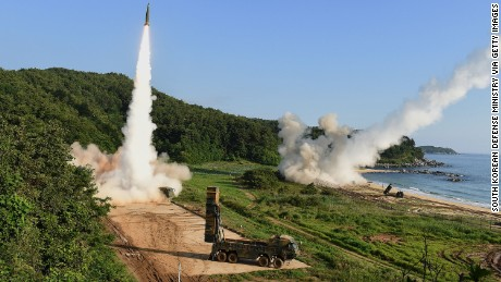 US responds to North Korean missile launch