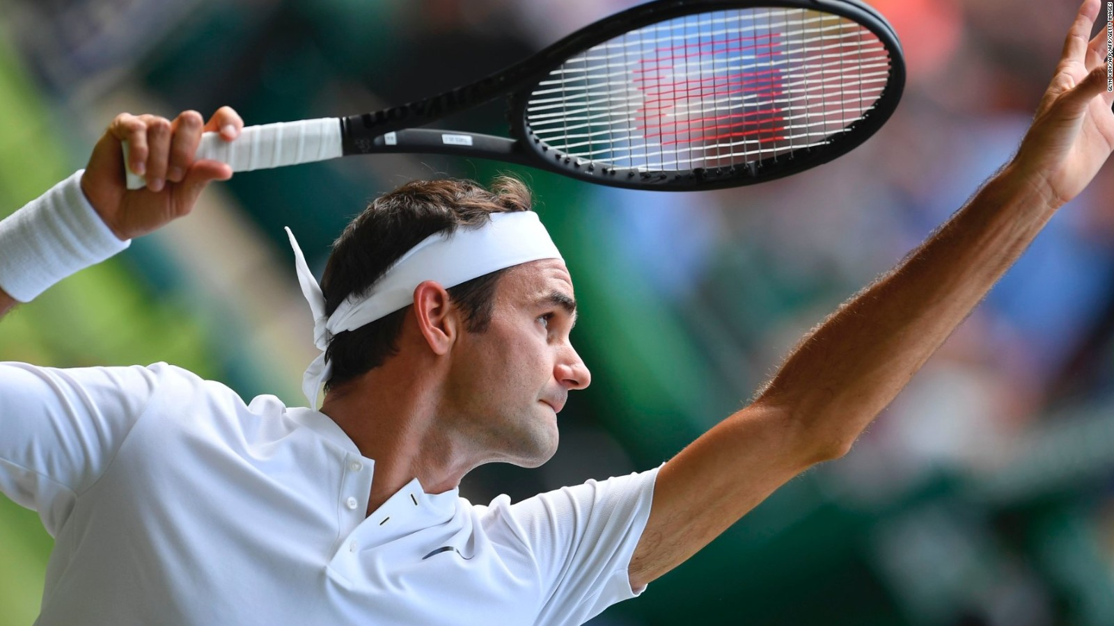 Roger Federer reaches 11th Wimbledon final will face Marin Cilic