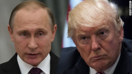 Trump, Putin reach Syria deal, discuss election interference
