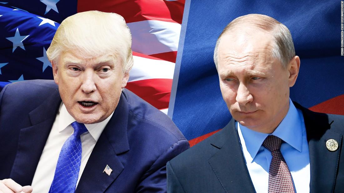 Trump warns of 'dangerous low' in Russia relations