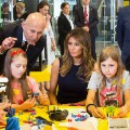 01 Melania Trump Science Center 0706
