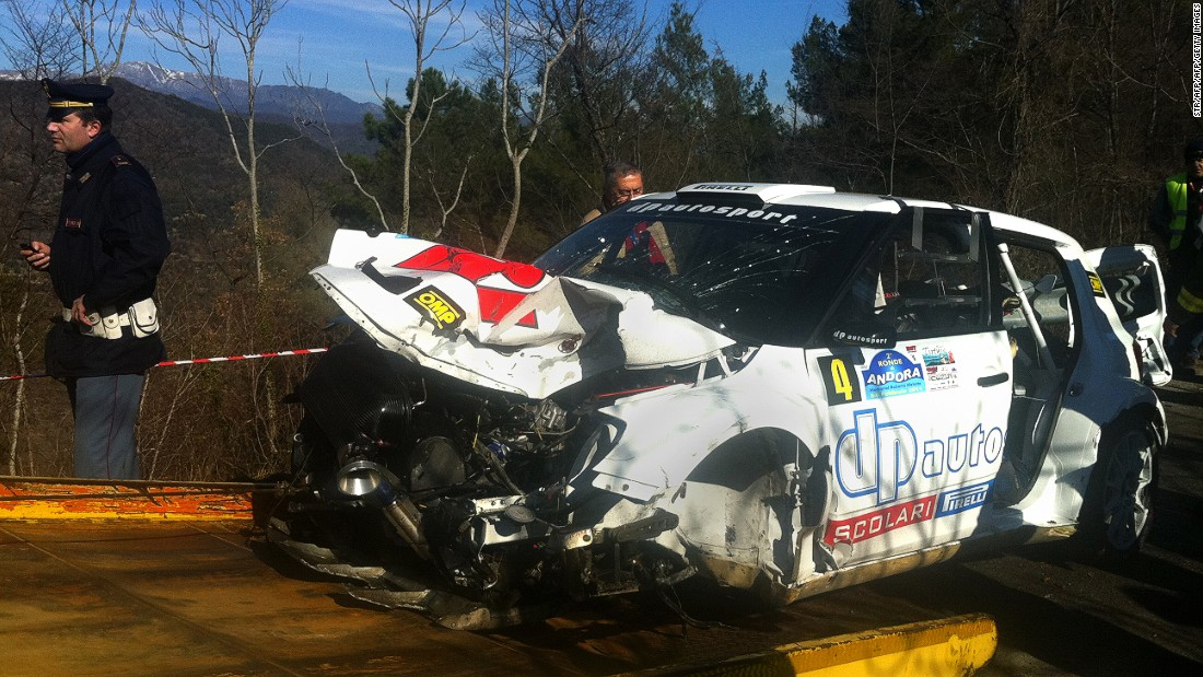 Kubica's suffered a life-changing rally crash in Andorra, Italy in 2011. His injuries forced him to quit F1, but he subsequently returned to rally action in 2013.
