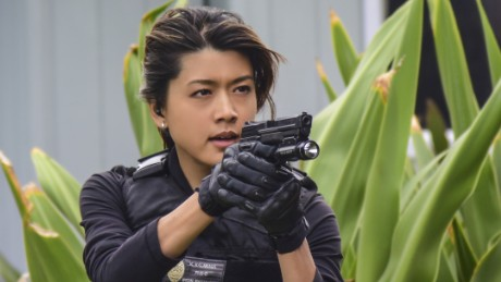 Grace Park in an episode of 'Hawaii Five-0.'