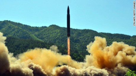 N. Korea blames U.S. for ICBM test, vows more 'gifts'