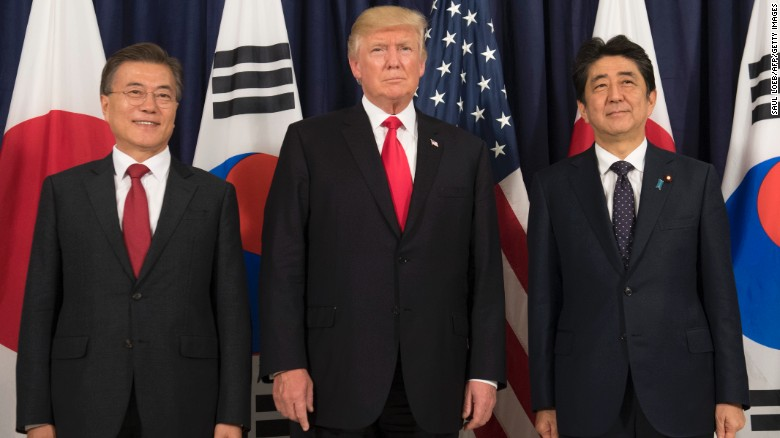 Possible rift between U.S. and South Korea