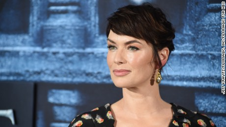 'Game of Thrones' star opens up about postpartum depression