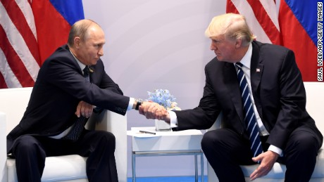 Trump and Putin, closer than ever