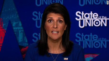 Haley: We can't, and won't, ever trust Russia