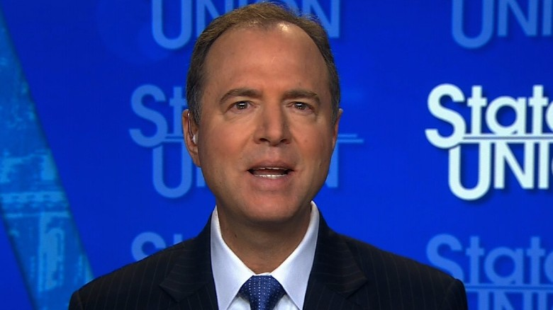 Schiff blasts Trump's Russia negotiations