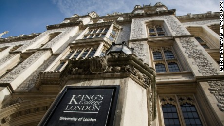 King's College London has proposed building a post-Brexit satellite campus in Dresden, eastern Germany.