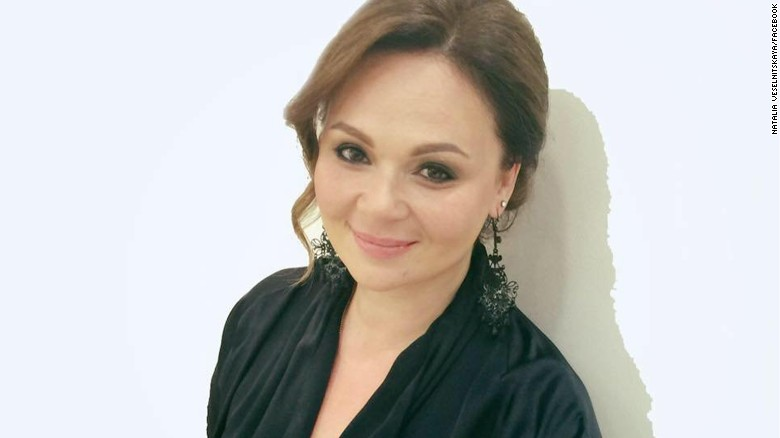 Who is Russian lawyer Natalia Veselnitskaya?