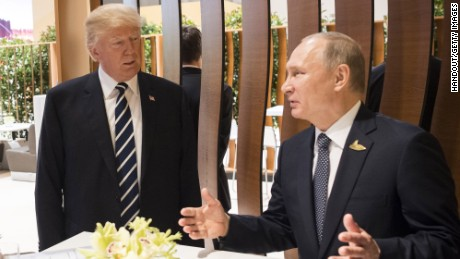 Trump, Putin met for nearly an hour in second G20 meeting