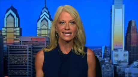 Kellyanne Conway defends Trump Jr. meeting