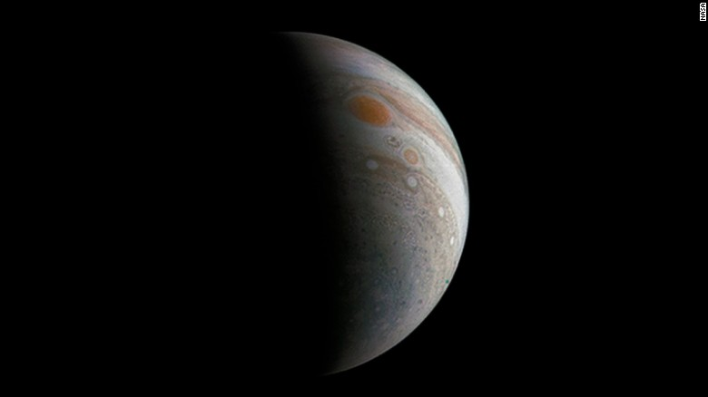 NASA releases new pictures of Jupiter
