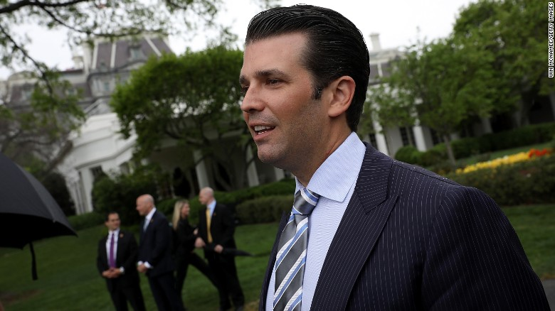 Who is Donald Trump Jr.?