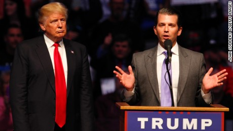 5 new questions about Donald Trump Jr. -- and his emails