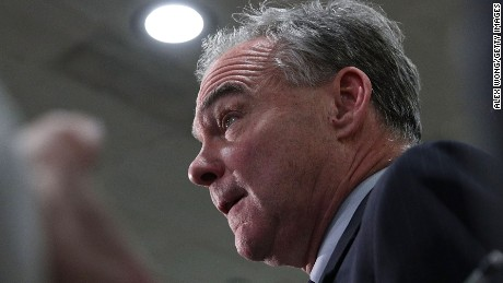Kaine says US troops killed in Niger were on unauthorized mission