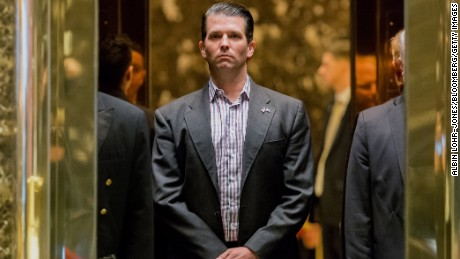 The players behind the Trump Jr. meeting