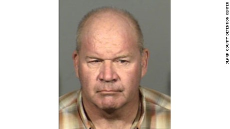 Robert Frederick Nelson, 64, of North Las Vegas, was arrested on July 3.
