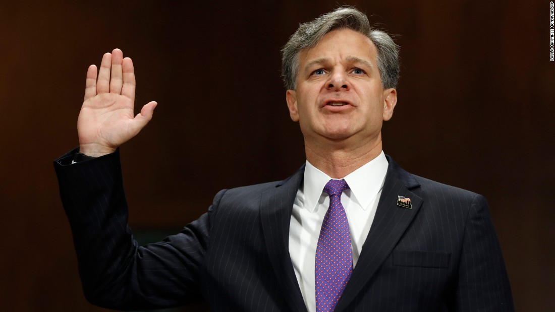 FBI director nominee vows independence: No 'pulling punches'