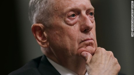 Mattis announces panel to analyze transgender military guidance