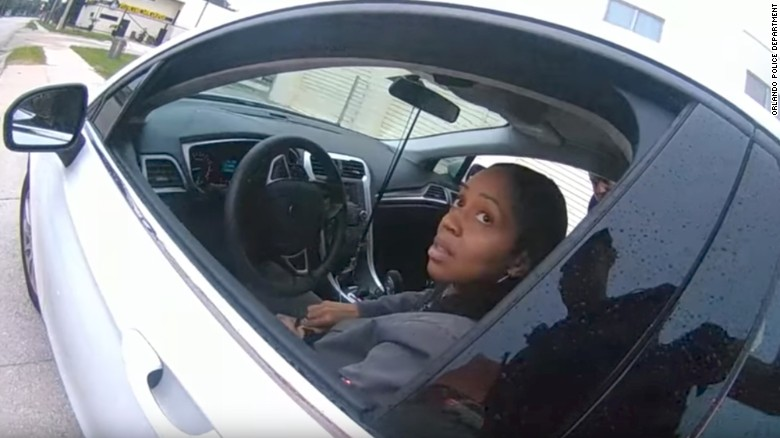 Police pull over state attorney