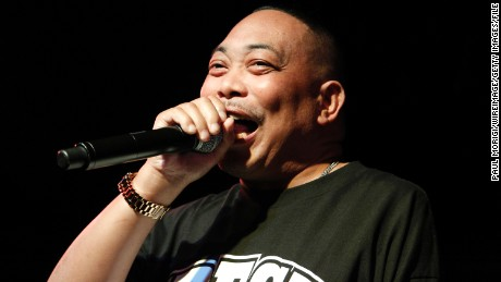 WASHINGTON, DC - OCTOBER 22:  Fresh Kid Ice  of 2 Live Crew performs at Rock The Vote's #TBT 25th Anniversary Concert at The Black Cat on October 22, 2015 in Washington, DC.  (Photo by Paul Morigi/WireImage)
